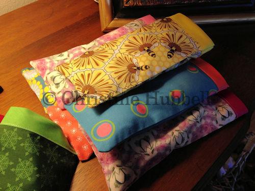 Spa pillows